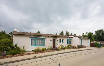 Whittier Single Family Home Active Under Contract: 6777 Hillside Lane