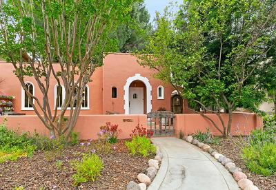 Pasadena Single Family Home For Sale: 1662 Monte Vista Street