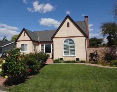 Alhambra Single Family Home Active Under Contract: 1618 Cabrillo Avenue
