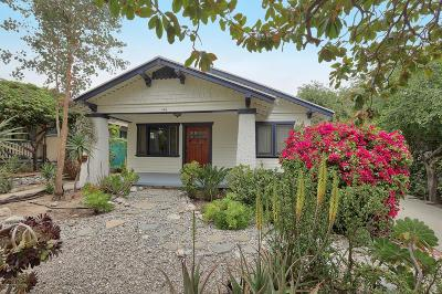 Pasadena Single Family Home For Sale: 1144 North Sierra Bonita Avenue