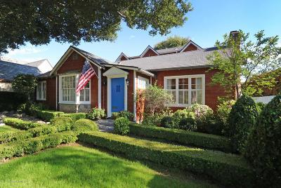 Pasadena Single Family Home For Sale: 1180 Yocum Street