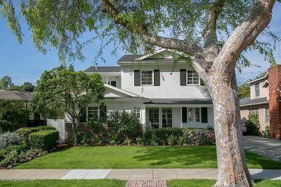 Pasadena Single Family Home For Sale: 85 Glen Summer Road