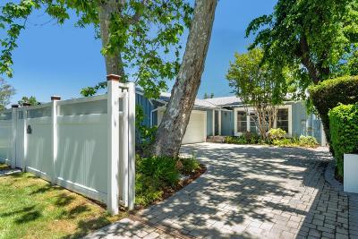 Sherman Oaks Single Family Home Sold: 4816 Longridge Avenue