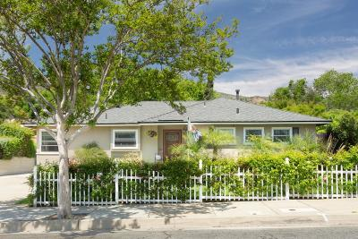 Glendora Single Family Home For Sale: 437 East Leadora Avenue