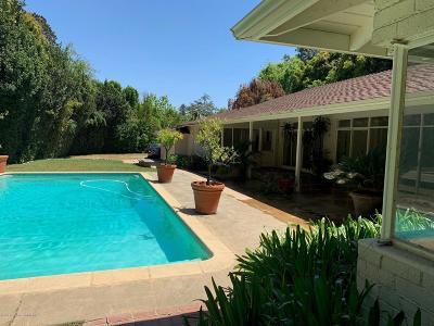 Pasadena Single Family Home For Sale: 1193 Arden Road
