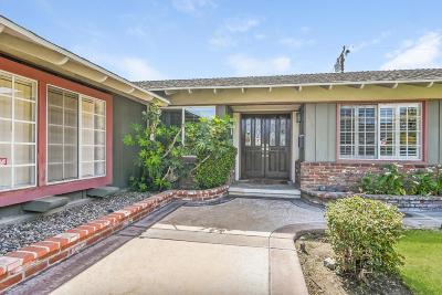 Arcadia Single Family Home Active Under Contract: 5018 Marshburn Avenue