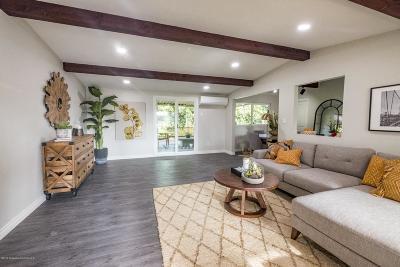 Azusa Single Family Home For Sale: 5832 Glenfinnan Avenue