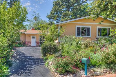Los Angeles County Single Family Home Active Under Contract: 5835 Irving Avenue