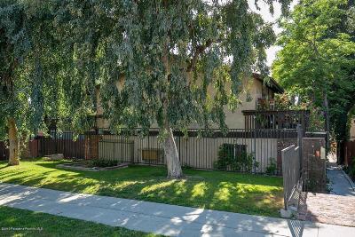 Pasadena Condo/Townhouse Active Under Contract: 1415 El Sereno Avenue #3