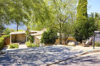 La Crescenta Single Family Home Active Under Contract: 2622 Pontiac Street