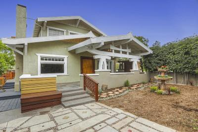 Single Family Home For Sale: 2384 Silver Lake Boulevard