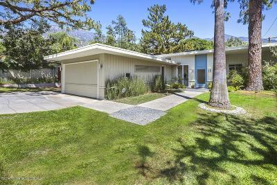 Altadena Single Family Home Active Under Contract: 2386 Allen Avenue