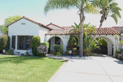San Gabriel Single Family Home For Sale: 8546 East Lorain Road