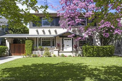 South Pasadena Single Family Home Active Under Contract: 1727 Court Avenue