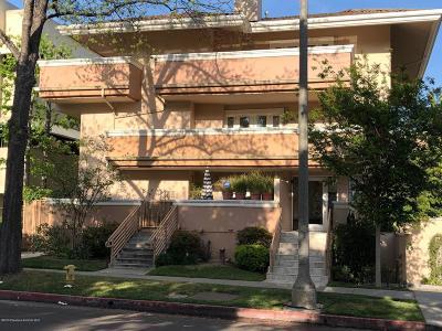 Pasadena Condo/Townhouse Active Under Contract: 120 South Mentor Avenue #201