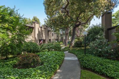 Pasadena Condo/Townhouse Active Under Contract: 284 North Orange Grove Boulevard