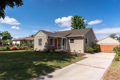 Alhambra Single Family Home Active Under Contract: 2205 Carwile Drive