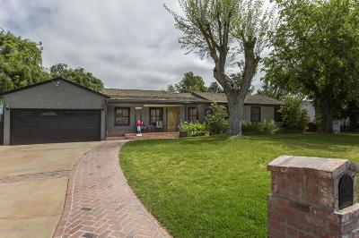 La Crescenta Single Family Home Active Under Contract: 3921 Altura Avenue
