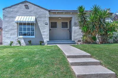 Alhambra Single Family Home Active Under Contract: 1825 South Curtis Avenue