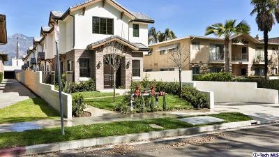 Arcadia Condo/Townhouse For Sale: 799 Arcadia Avenue #B