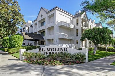 Pasadena Condo/Townhouse For Sale: 300 North El Molino Avenue #218
