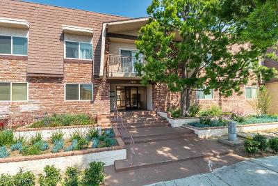 Sherman Oaks Condo/Townhouse For Sale: 5252 Coldwater Canyon Avenue #212
