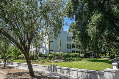 Pasadena Condo/Townhouse For Sale: 190 Arroyo Terrace #308