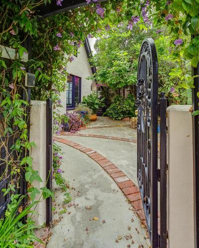 Los Angeles County Single Family Home Active Under Contract: 2368 Lake View Avenue