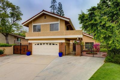 La Crescenta Single Family Home For Sale: 2305 Henrietta Avenue