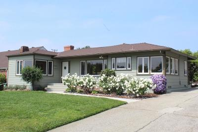 Altadena Single Family Home Active Under Contract: 1745 North Grand Oaks Avenue