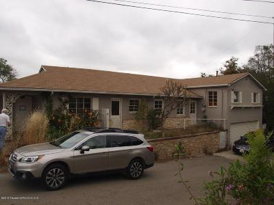 Single Family Home For Sale: 2864 Pacific View