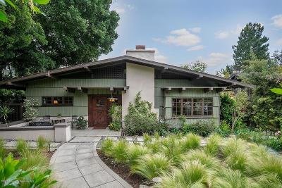 Pasadena Single Family Home For Sale: 520 West California Boulevard