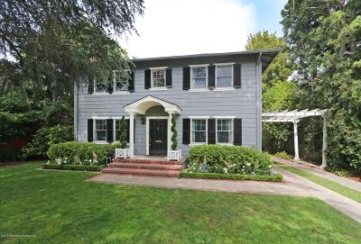 Pasadena Single Family Home For Sale: 929 South Oakland Avenue
