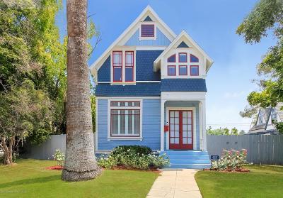 Pasadena Single Family Home For Sale: 620 South Euclid Avenue