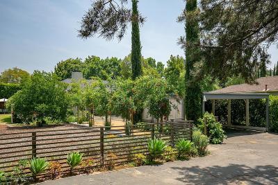 Pasadena Single Family Home For Sale: 1424 Linda Vista Avenue