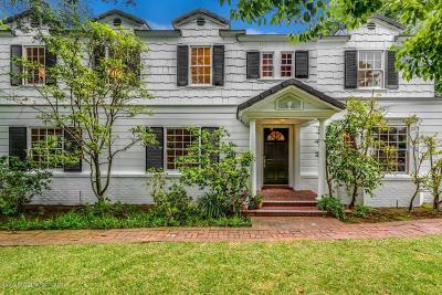 San Gabriel Single Family Home For Sale: 8538 Huntington Drive