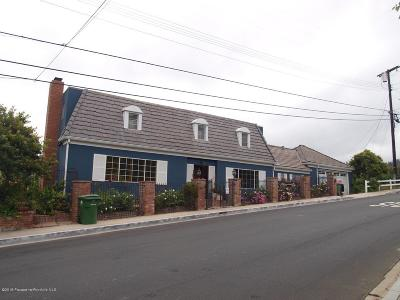 Los Angeles County Single Family Home For Sale: 3820 Scadlock Lane