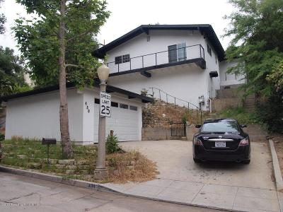 Los Angeles County Single Family Home For Sale: 430 Glenullen Drive