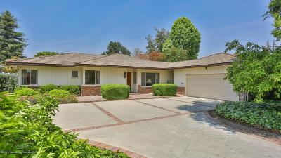 Pasadena Single Family Home For Sale: 3181 Orlando Road