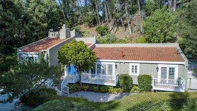 Pasadena Single Family Home For Sale: 134 North San Rafael Avenue
