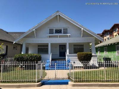 Los Angeles Single Family Home For Sale: 119 West 52nd Street