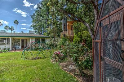 Altadena Single Family Home For Sale: 1890 Homewood Drive