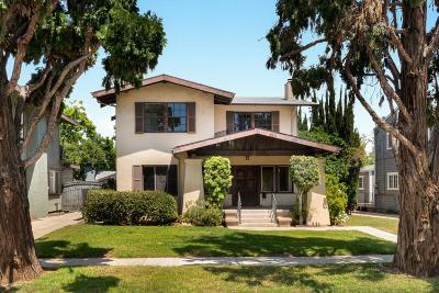 South Pasadena Single Family Home For Sale: 1962 Primrose Avenue