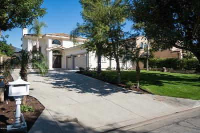 Arcadia Single Family Home For Sale: 59 West La Sierra Drive