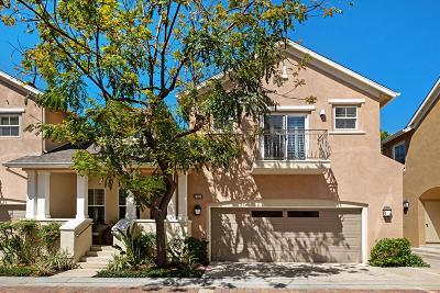 Irvine Condo/Townhouse For Sale: 30 Burlingame