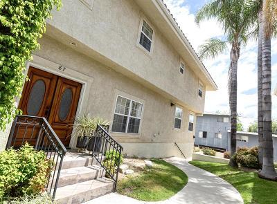 Sierra Madre Condo/Townhouse For Sale: 87 Suffolk Avenue
