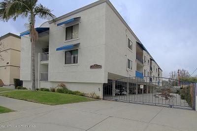 Pasadena Condo/Townhouse Active Under Contract: 285 South Sierra Madre Boulevard