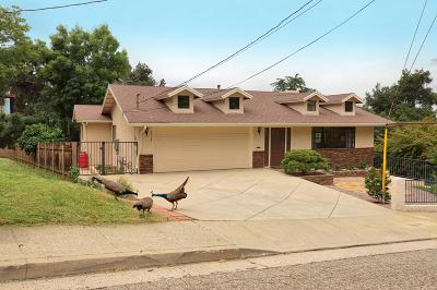 Los Angeles Single Family Home For Sale: 6325 Lomitas Drive