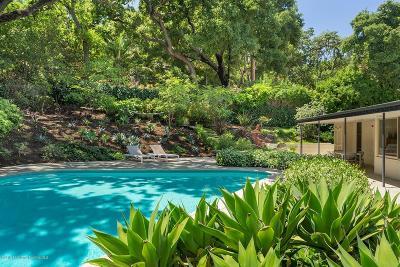 Encino Single Family Home For Auction: 4693 White Oak Avenue