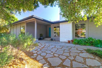 Thousand Oaks Single Family Home Active Under Contract: 1251 Buckingham Drive